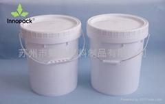 20L螺旋口塑料桶
