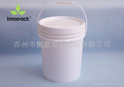 5加仑塑料桶 1