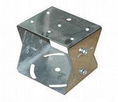 不锈钢半固定云台AB-YTB-01