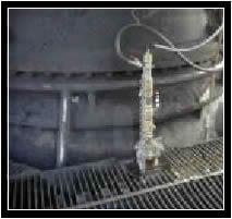 高爐爐缸風口高溫環境工業電視設備