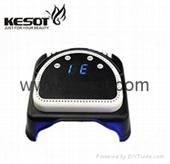 64W Powerful pure LED nail curling lamp