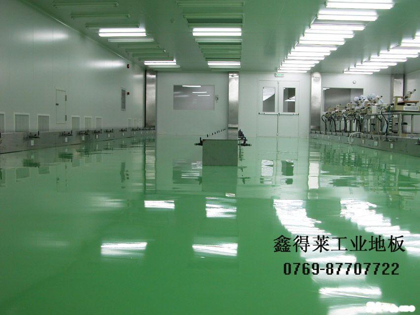 环氧树脂自流平防静电地板涂料 1