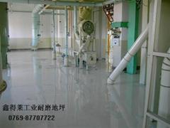 環氧樹脂耐磨防靜電地板
