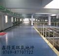 防腐耐磨地板工程