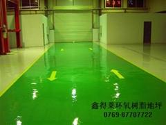 環氧樹脂自流平防靜電地坪