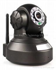 P2P IP网络摄像机