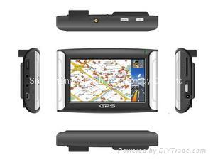 GPS(4.3 inch)+Bluetooth+Rearview 1