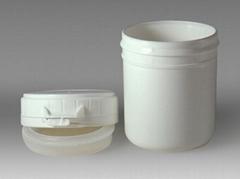 1L廣口塑料罐塑料桶