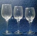 玻璃高腳杯
