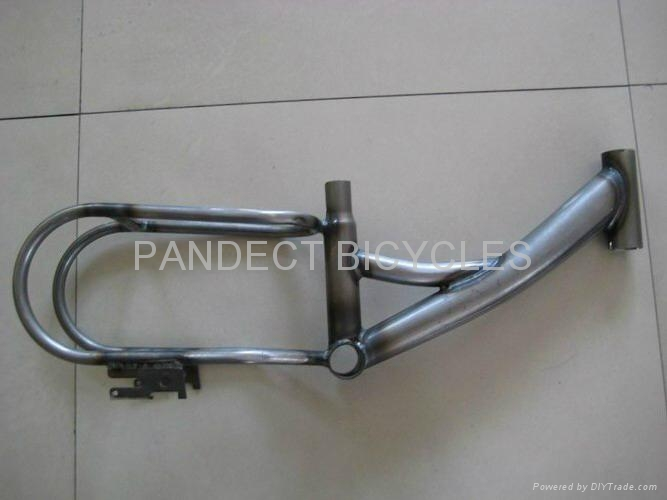 Bicycle frame and fork 2