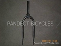 Bicycle frame and fork 4