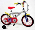 Bicycle frame and fork 1