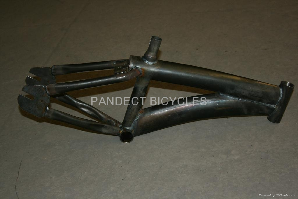 Bicycle frame and fork 3