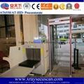 Security Achway Walk-Through Gate for