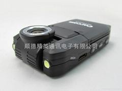 供應IB-113T帶LED夜視 普清 行車記錄儀