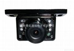 供應小方型外挂式夜視車載攝像頭