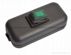 IP65 waterproof in line switches
