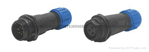 IP68 CE approval male and female connector  2