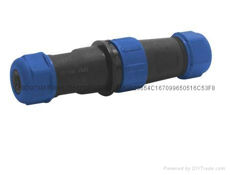 IP68 CE approval male and female connector  3