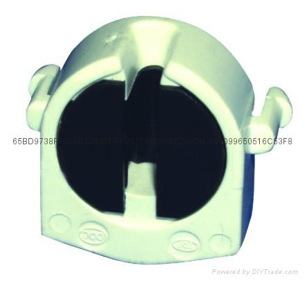 T5 Compact fluorescent lampholder 1