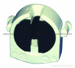 T5 Compact fluorescent lampholder