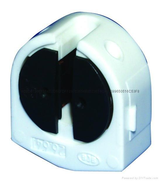 T5 Compact fluorescent lampholder 2