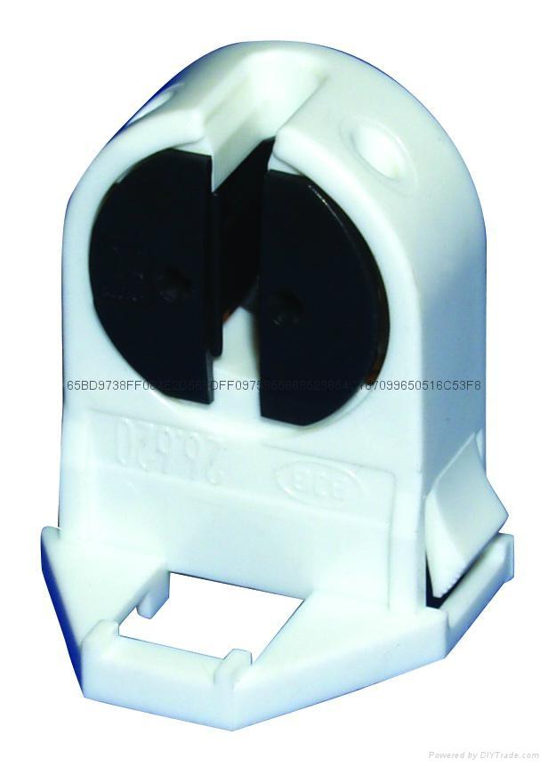 T5 Compact fluorescent lampholder 3