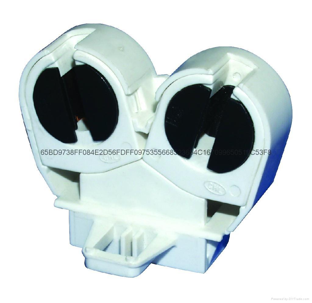 T5 Compact fluorescent lampholder 5