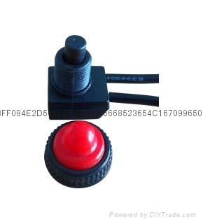 Waterproof Push-button Switch 4
