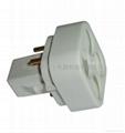 Compact fluorescent lampholder 2