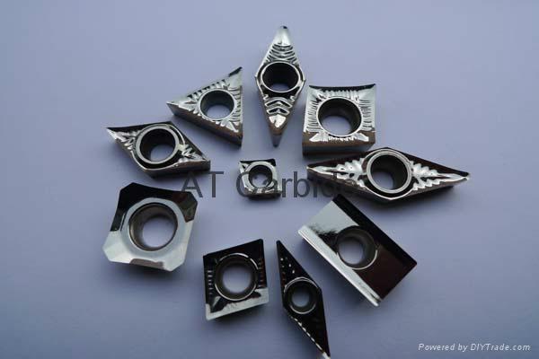 Carbide Inserts for Aluminum 1