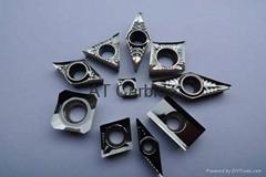 Carbide Inserts for Aluminum