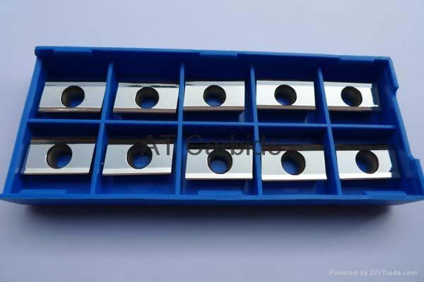 Carbide Inserts for Aluminum 3