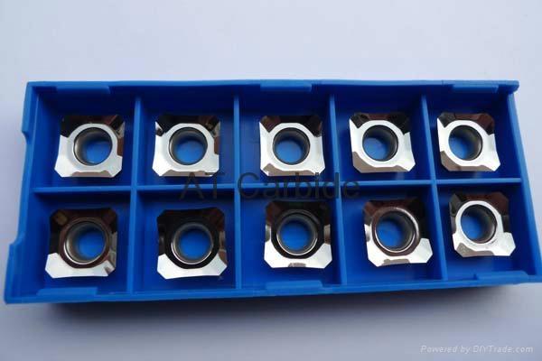Carbide Inserts for Aluminum 4