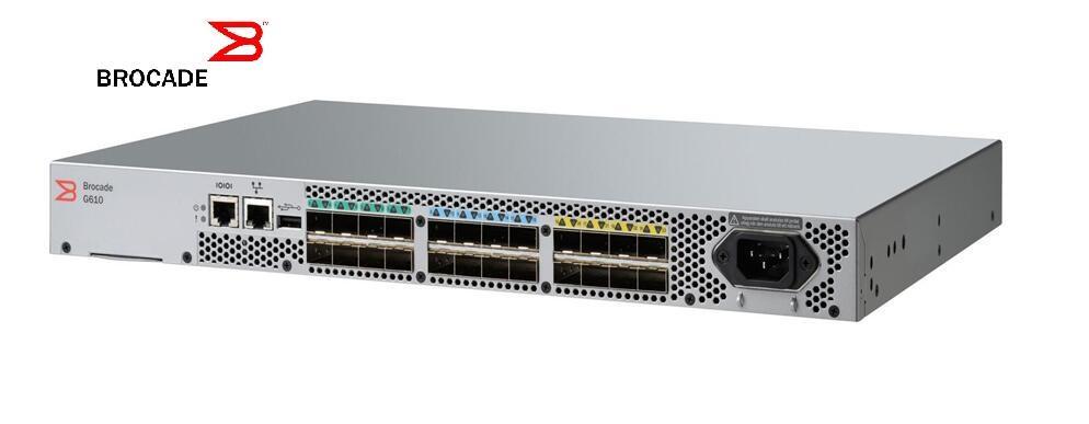 博科Brocade 6505 6510 G610 G620 SAN光纖交換機 1