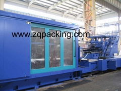 ZHI-G1400Autoamtic Plastic Injection Moulding Machinefor bottle preforms / caps
