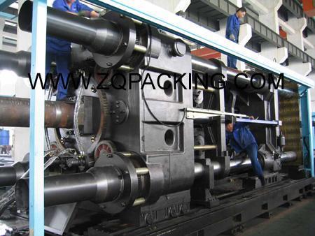 ZHI-G1660 Injection Molding Machine ,Drinking Bottle Preforms Injection Moulding 1