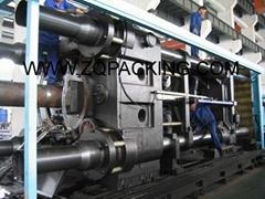 ZHI-G1660 Injection Molding Machine ,Drinking Bottle Preforms Injection Moulding