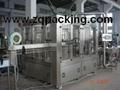 Monobloc filling machinery