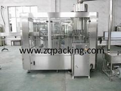 CGF18-18-6 Bottled water bottling machine filling machine washer filler capper