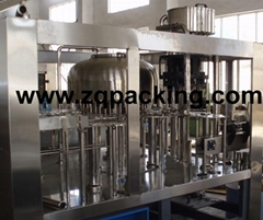 CGF24-24-8 Mineral water bottling machine