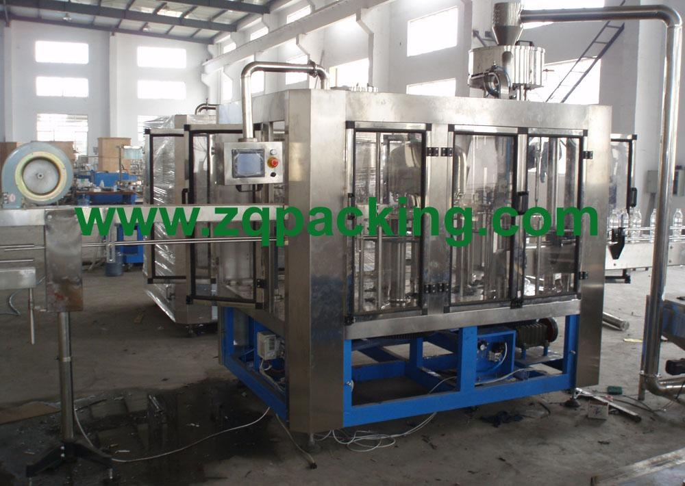 泉水灌裝生產線CGF32-32-10 1