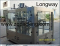Juice & tea hot filling machine (RCGF18-18-6)