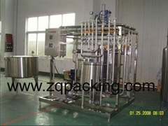 High temperature plate sterilizer