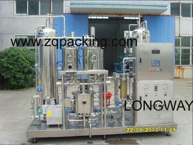 QHS系列飲料混合機 1