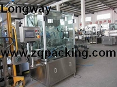 fabric softener filling machine