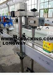 Automatic Cap Pressing Machine