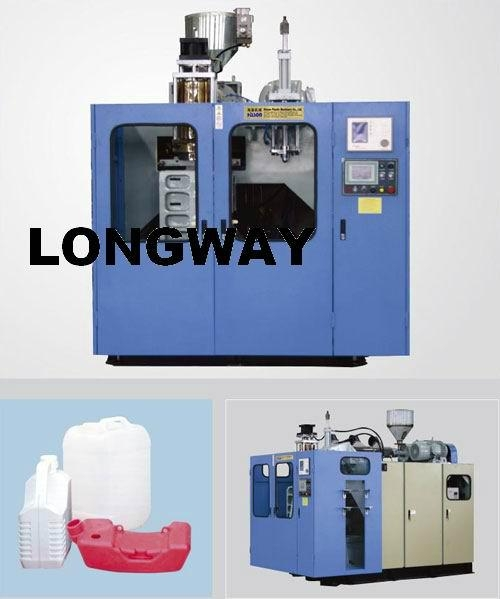 Zht 12l Extrusion Blow Moulding Machine China