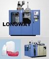ZHT-12L extrusion blow moulding machine