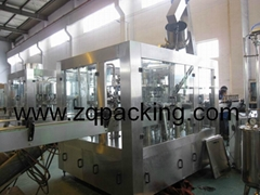Beer Filling Machine Equipment